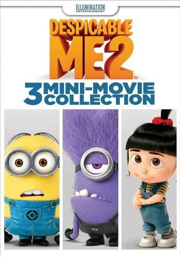 Despicable Me 2: 3-Mini-Movie Collection