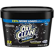 Oxiclean Dark Protect Laundry Booster, 3.5 Pound, 52 Loads