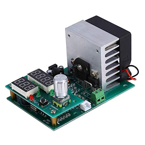 Great Price! Multi-Function Module, 9.99A 30V Constant Current Electronic Load Module Battery Capaci...