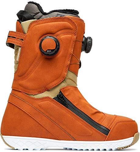 DC Shoes Womens Mora BOA Snowboard Boots ADJO100014, Silver Birch, 8.5