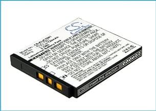 3.7V 720mAh Battery For EasyShare M340, EasyShare M341, EasySharee M1063, Easyshare M763, EasyShare V705, EasyShare V550, EasyShare M320, EasyShare M893 IS, Easyshare M853 Zoom, EasyShare V610, Easyshare M1073 IS, Easyshare M863, Easyshare M753 Zoom, Easy