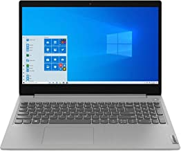 "2020 Lenovo IdeaPad 3 15 Laptop Computer/ 15.6"" Touchscreen/ 10th Gen Intel Quad-Core i5 1035G1 (Beat i7-7500U)/ 12GB DDR4/ 256GB PCIE SSD/ WiFi 6/ Wrok from Home/ Windows 10/ Grey/ iPuzzle Mousepad"