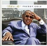 """album cover: Freddy Cole """"Talk to Me"""""""