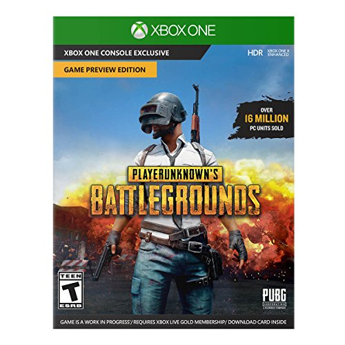 Console de Jeux Xbox One X de 1 To – Playerunknown's Battlegrounds - 2