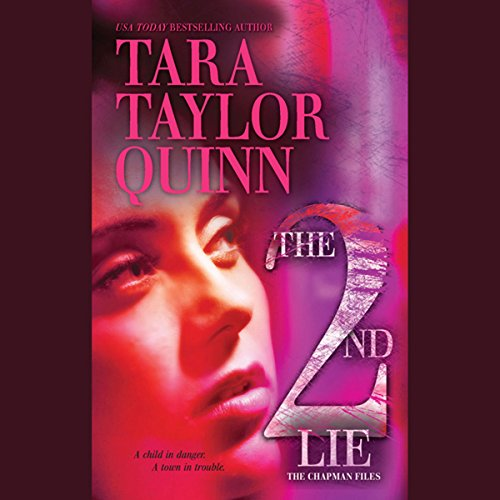 The Second Lie audiobook cover art