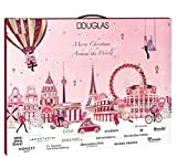 Douglas Beauty Adventskalender 2020 -Premium Edition Around The World- idealer Frauen + Mädchen Weihnachtskalender, Wert 300€, 24x Marken Kosmetik