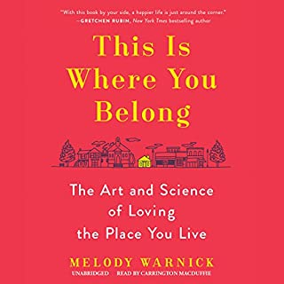 This Is Where You Belong audiobook cover art