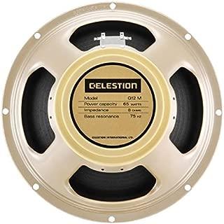 CELESTION G12M-65 Creamback 12-Inch 8-Ohm 65-Watt Guitar Speaker
