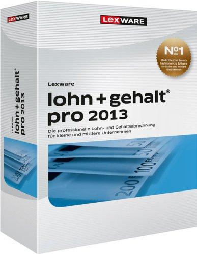 Lexware Lohn + Gehalt Pro Juli 2013 Update (Version 13.50)