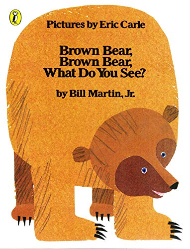 Brown Bear, Brown Bear, What Do You See? 英語絵本とmpiオリジナルCD付