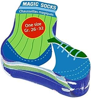 Magic Calcetines de fútbol de Spiegelburg azul azul