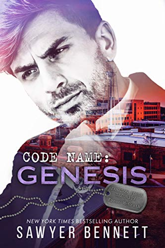 Code Name: Genesis (Jameson Force Security Book 1) by [Sawyer Bennett]