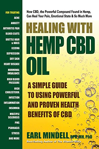 Cbd Oil Benefits 9780757004551/