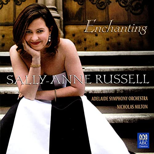 Sally-Anne Russell & The Adelaide Symphony Orchestra