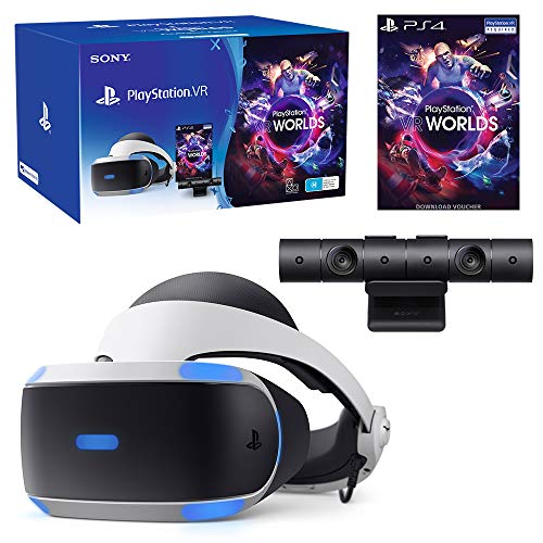 PlayStation VR with Camera and Game Bundle
