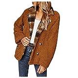 Vexiangni Chaqueta de mujer para primavera y otoño, chaqueta de...