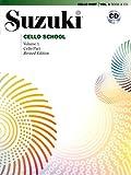 VIOLONCELLO CD SUZUKI SUMMY BIRCHARD 40697 ESCUELA VOL 1 (Cello Part)