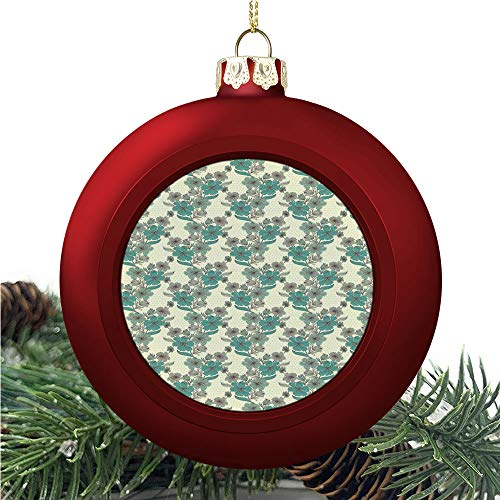 aosup Vintage Hatched Style/Christmas Ball Ornaments 2020 Christmas Pendant Personalized Creative Christmas Decorative Hanging Ornaments Christmas Tree Ornament №AM032794