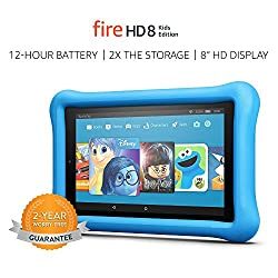 Fire HD 8 Kids Edition Tablet - best toys for 11 year old girls