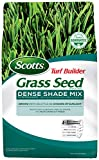 Scotts Turf Builder Grass Seed Dense Shade Mix for Tall Fescue Lawns, 3-Pound