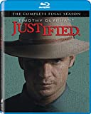 Justified: The Final Season [Blu-ray + UltraViolet]