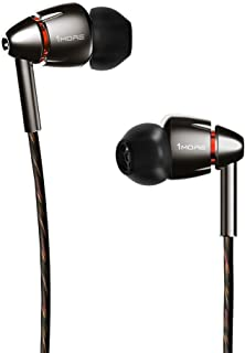 1more E1010 Quad Driver In-Ear Headphones Grey