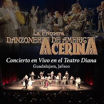 Concierto en Vivo en el Teatro Diana (En Vivo)
