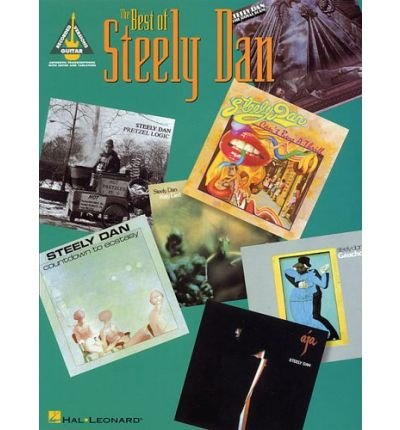 [The Best of Steely Dan Gtr Tab (Guitar Recorded Versions)] [Author: x] [March, 2000]