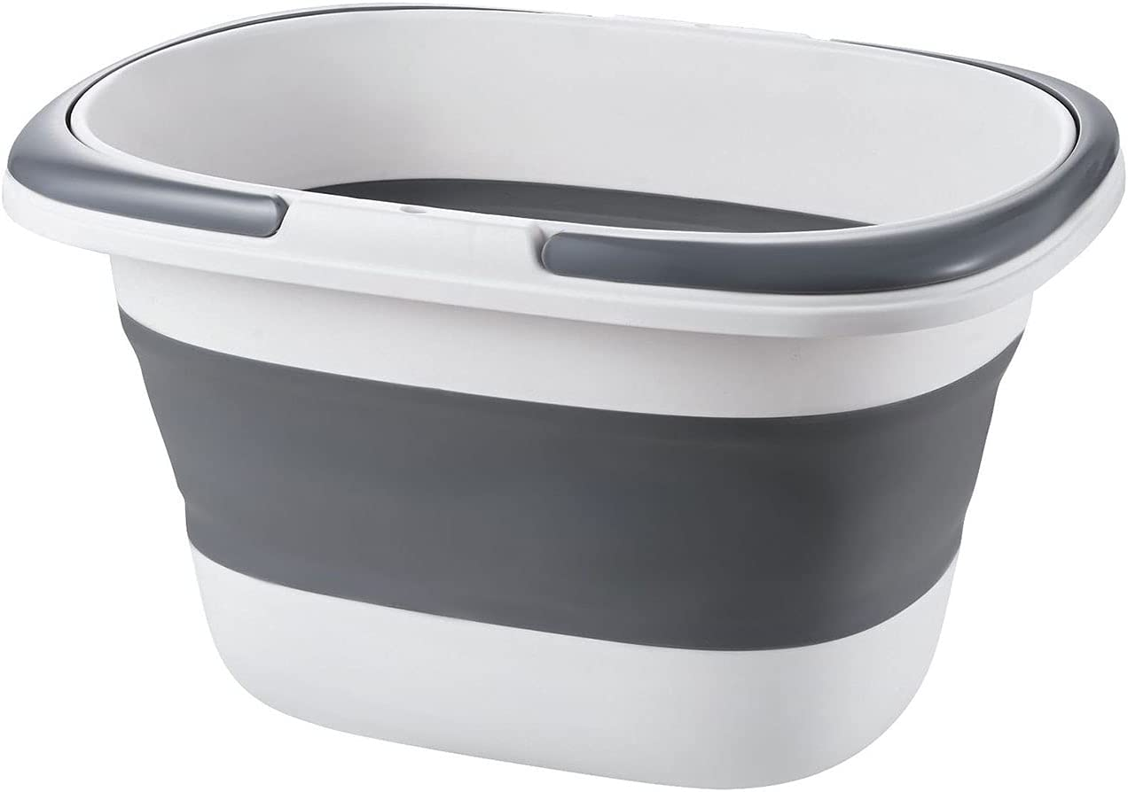 Discount is also underway Collapsible Sinks Popularity Dish Basin Camping Picnic Outdoor