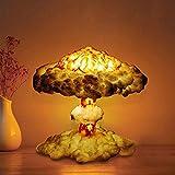 Nuevas luces de novedad Lámpara de nube de hongo regulable con algodón como regalos para niños Decoración de habitación Lámpara de noche creativa