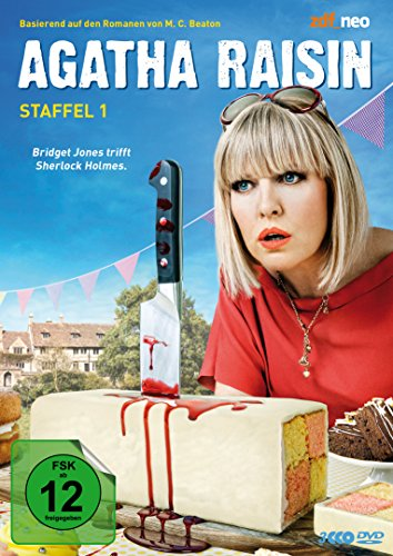 Agatha Raisin - Staffel 1 [3 DVDs]