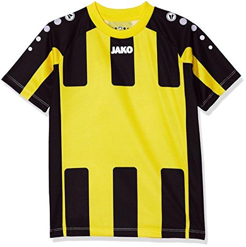 JAKO Maillots de Foot KA Maillot Milan XXS Citro/Schwarz