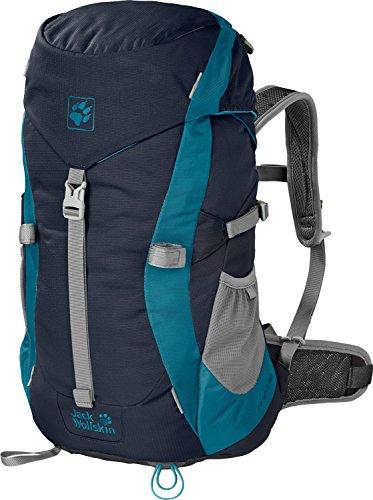 Jack Wolfskin Alpine Trail Backpack Kids Midnight Blue 2018 Rucksack