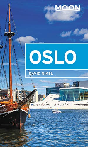 Moon Oslo Travel Guide English Edition