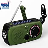 Best Crank Radios - Emergency Weather Solar Hand Crank Portable Radio-VMEI NOAA Review