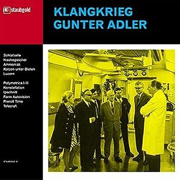 Klangkrieg / Gunter Adler