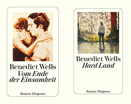 Vom Ende der Einsamkeit + Hard Land von Benedict Wells + 1 exklusives Postkartenset