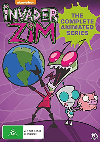 Invader Zim - The Complete Series
