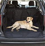 HelpAccess Hunde Autoschondecke Abdeckung für Haustiere Kofferraum-Schondecke Hundeschutzdecke
