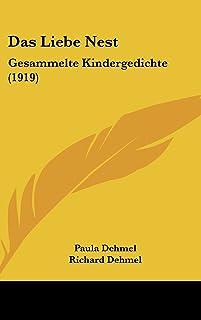 Das Liebe Nest: Gesammelte Kindergedichte (1919)
