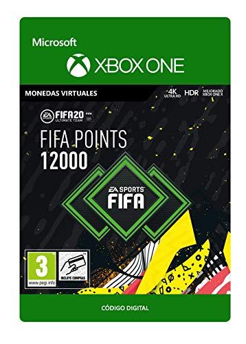 FIFA 20 Ultimate Team - 12000 FIFA Points - Xbox One - Código de descarga