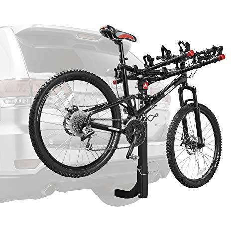 Allen Sports Deluxe 5-Bike Hitch Mount Rack, Model 552RR-R
