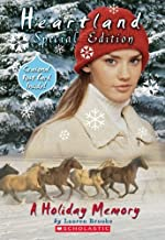 Heartland Super Special: A Holiday Memory by Lauren Brooke (2004-11-01)