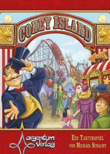 Coney - Juego de Cartas, 2 a 4 Jugadores (Argentum) [Importado]