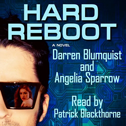 Hard Reboot audiobook cover art