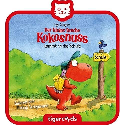 Tiger Media 4113 tigercard - Der kleine Drache Kokosnuss - kommt in die Schule
