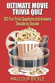 Best ultimate movie trivia Reviews