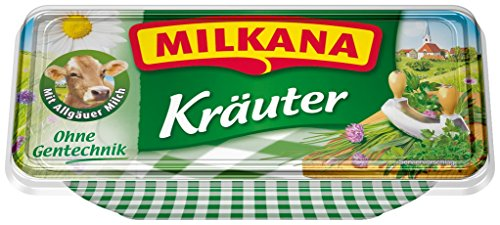 Milkana - Kräuter Schmelzkäse - 200g