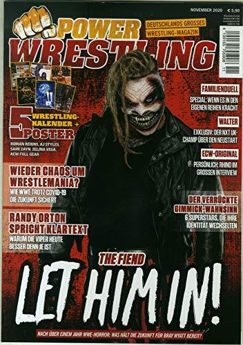 Power Wrestling 11/2020