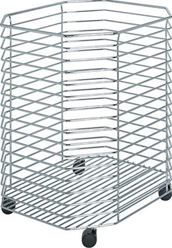 Gedotec Wasmand met ophangfunctie voor onderkasten, 23 liter, voor kasten, made in Germany, 1 stuks